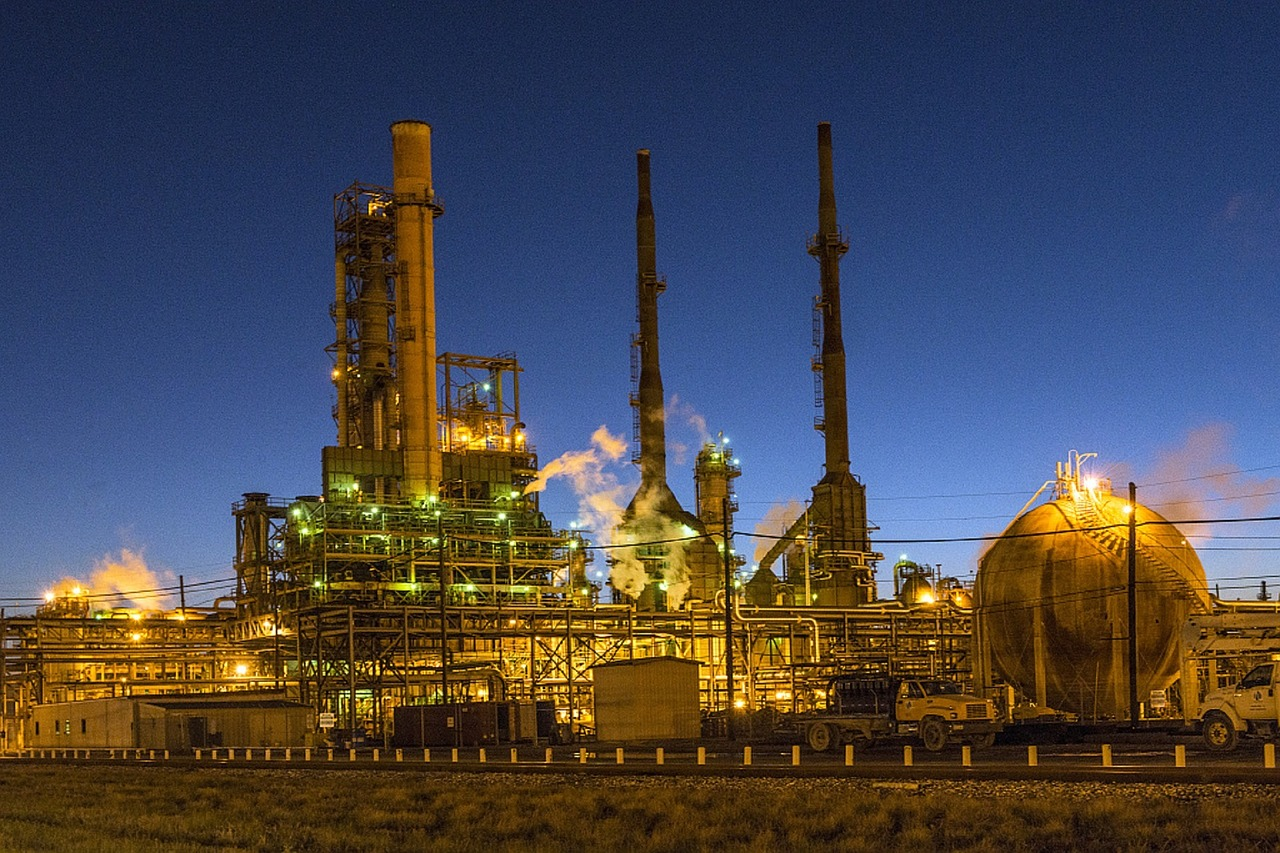 Aramco and Total plan Petrochemical
